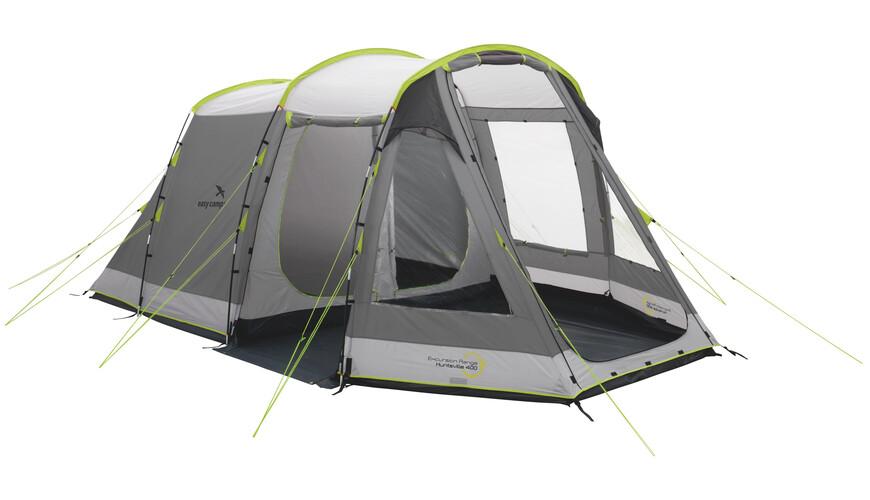Easy Camp Huntsville 400 tent grijs